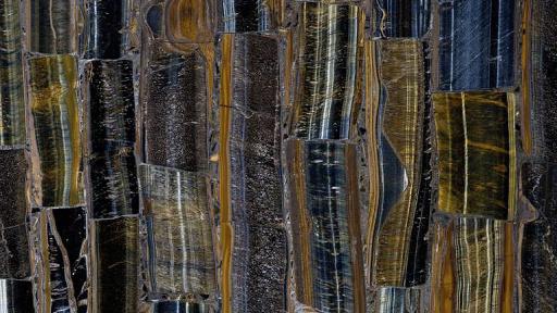 Bild von 8616 Blue Tiger Eye Caesarstone